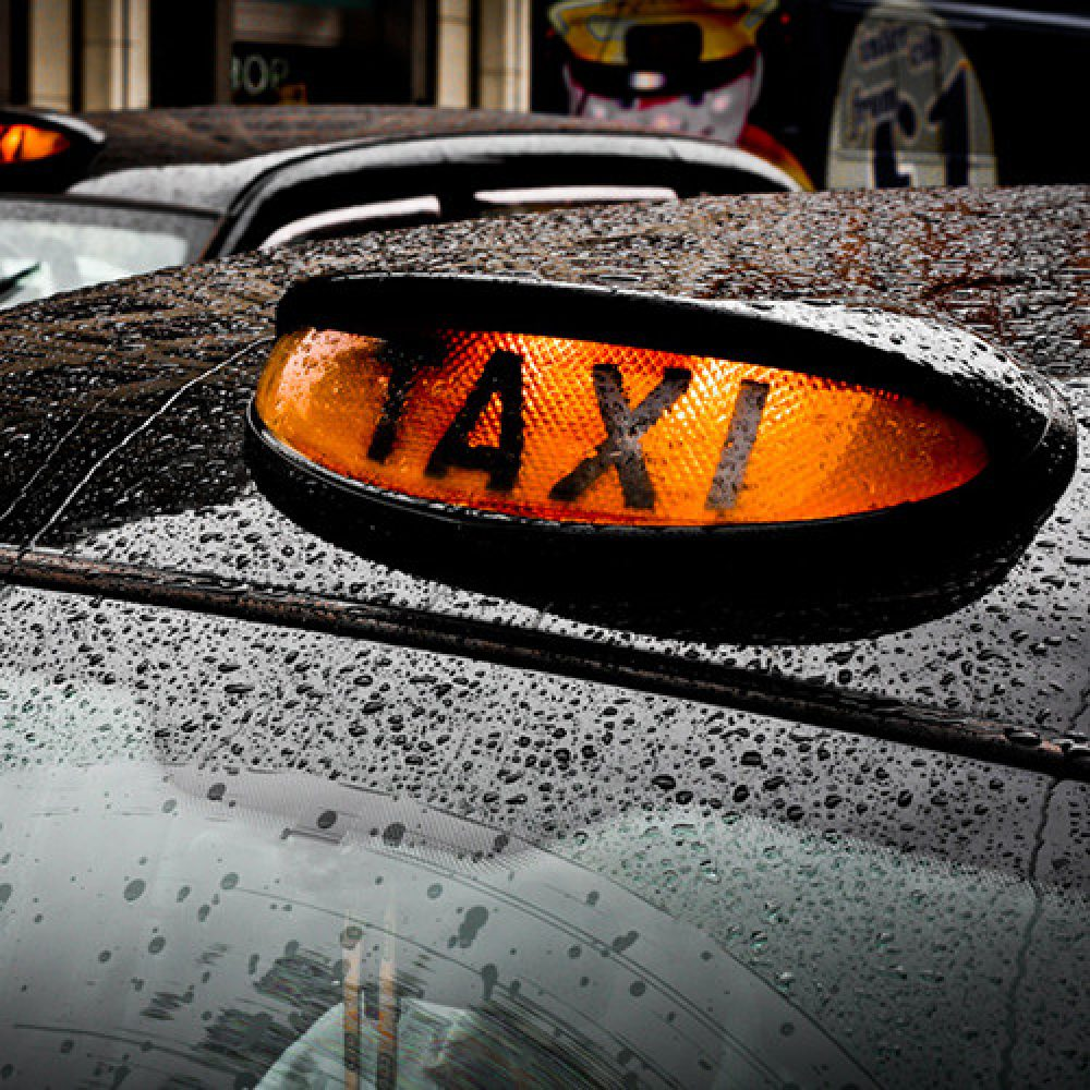 Taxi Insurance from Finch Commercial